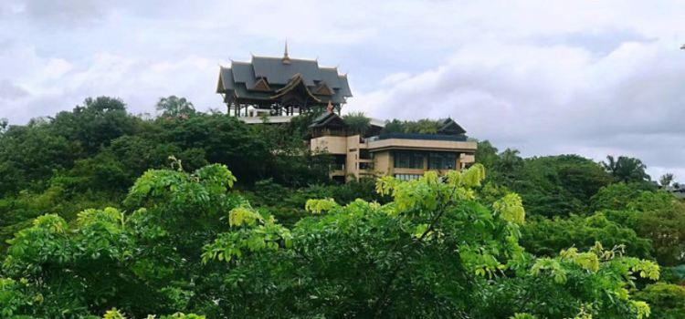 望天墅酒店·悅墅餐廳3