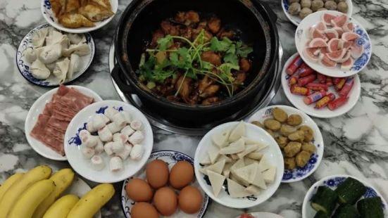 穀楓寨瓦香雞(如皋育賢路店)