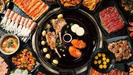 唐人街炭案 創意·烤肉