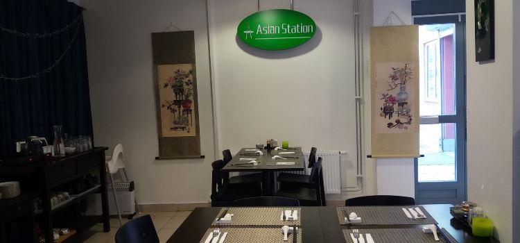 亞洲車站餐廳2