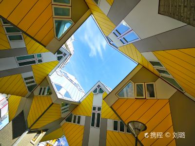立體方塊屋