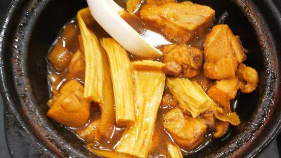 膳當家黃燜雞米飯(系馬樁店)