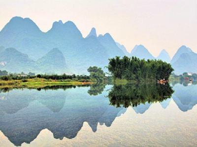 十八水原生態景區
