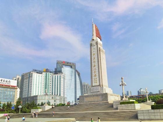 八一南昌起義紀念塔