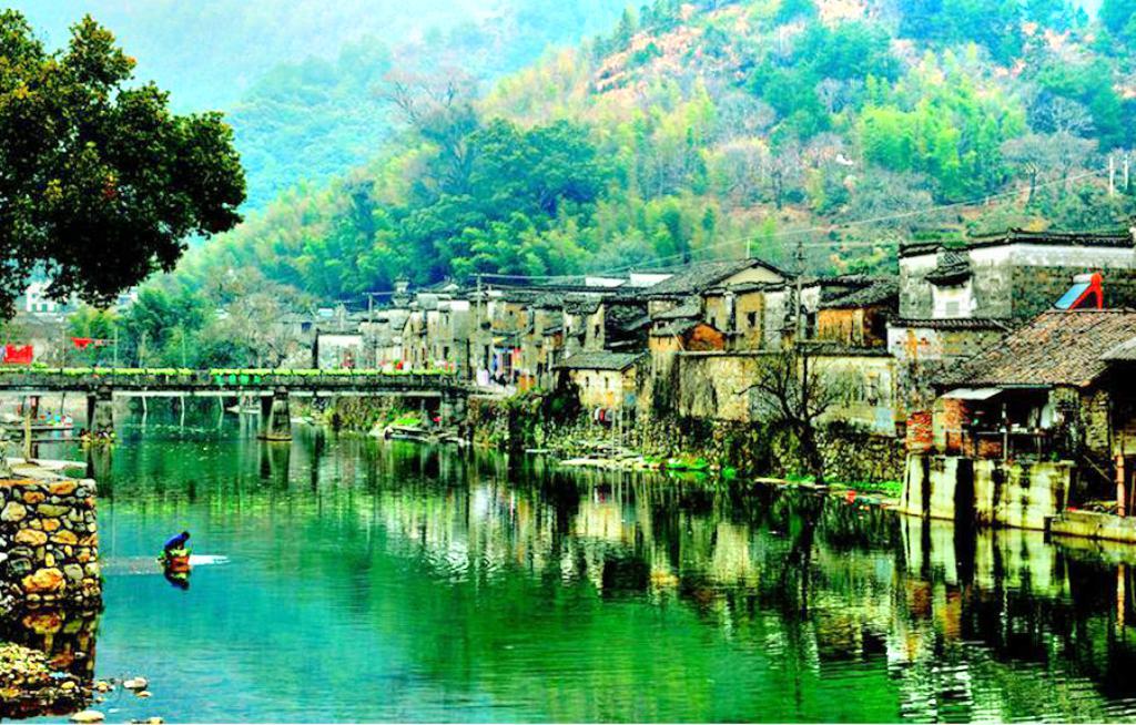 瑤里瓷茶古鎮