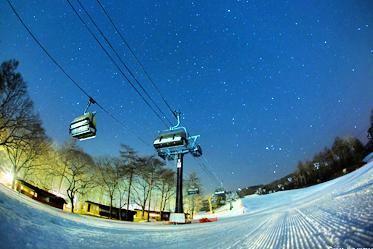 輕井澤王子酒店滑雪場