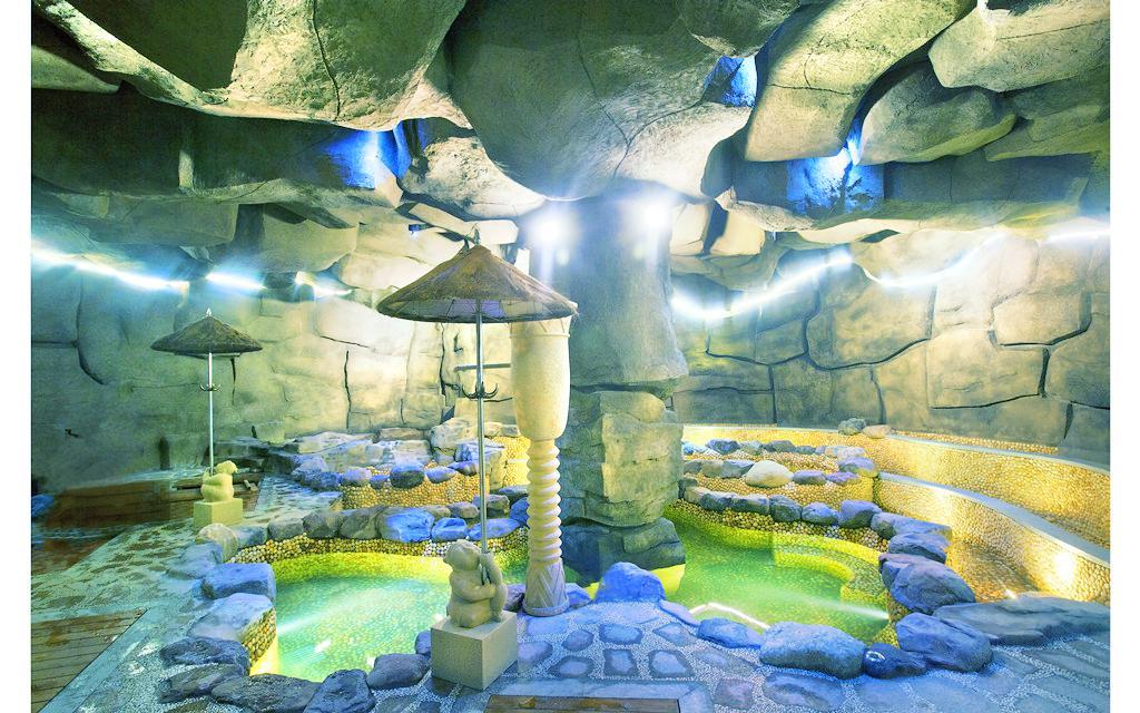 Panwanggu Shenhang Hot Spring Resort
