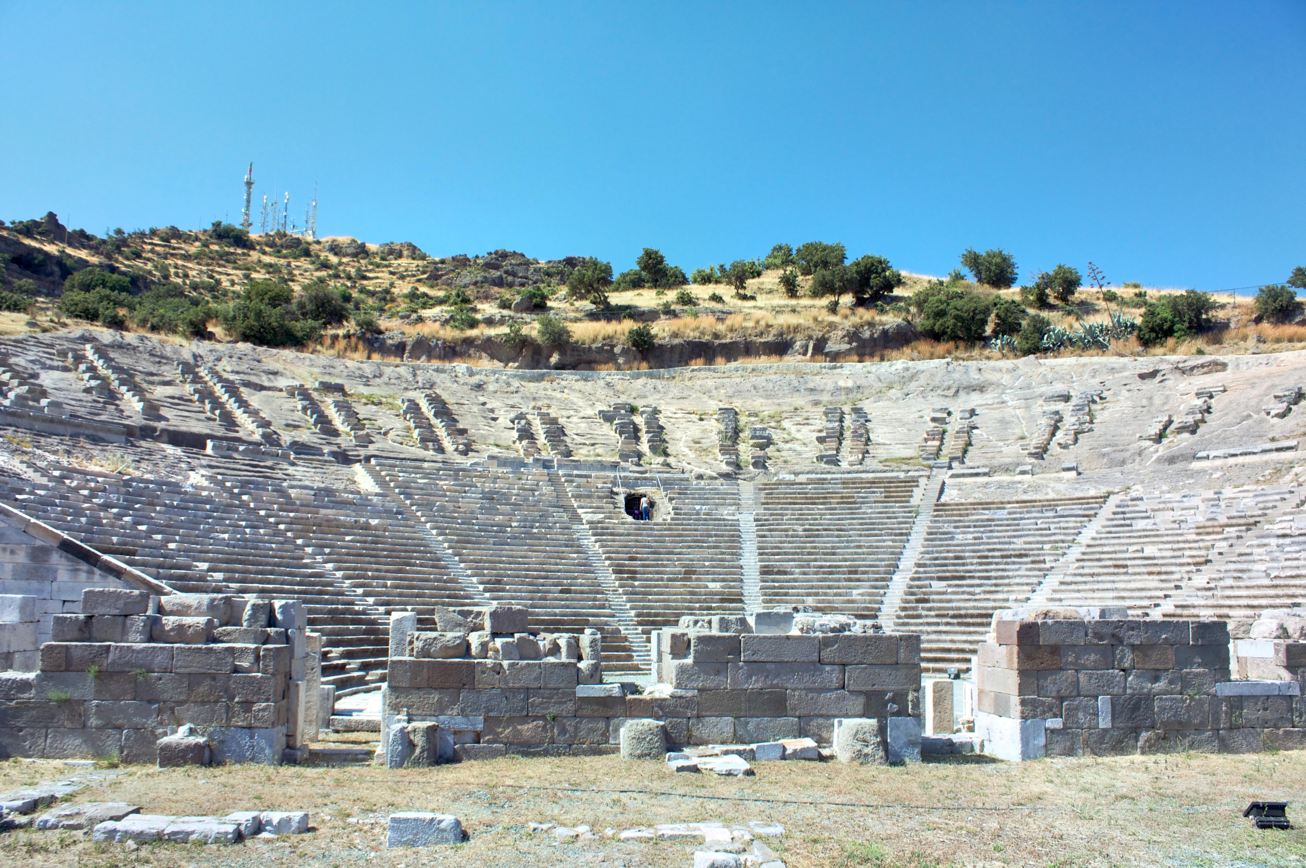 Bodrum Amphitheatre