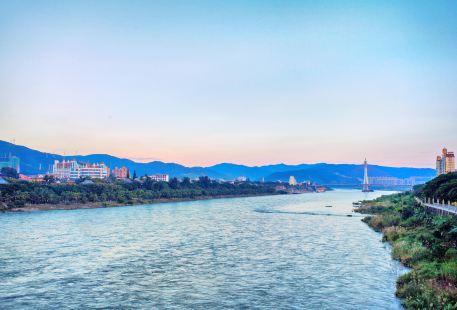 Lancang River Scenery