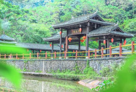 Duqiaoshan Forest Park