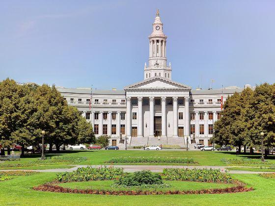 市政廳金頂大廈