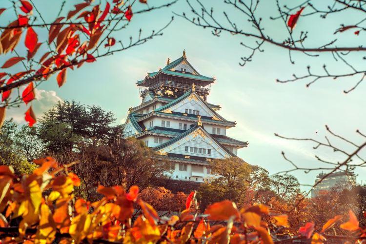 Osaka Castle Park
