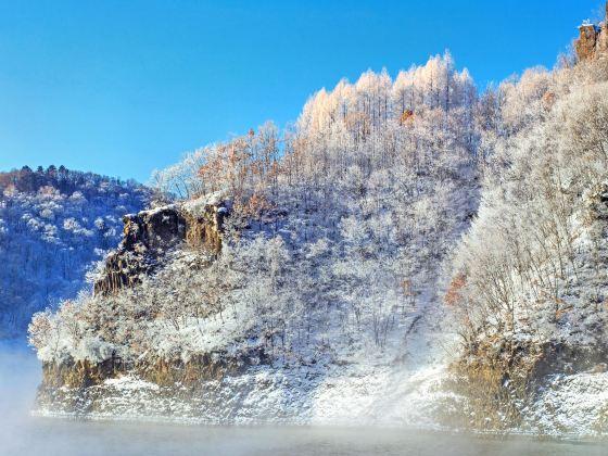 白山湖仁義風景區
