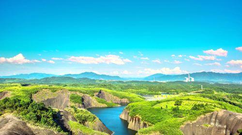 飛天山國家地質公園