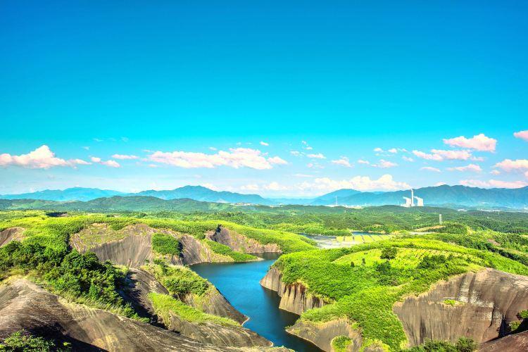 비천산 국가 지질 공원