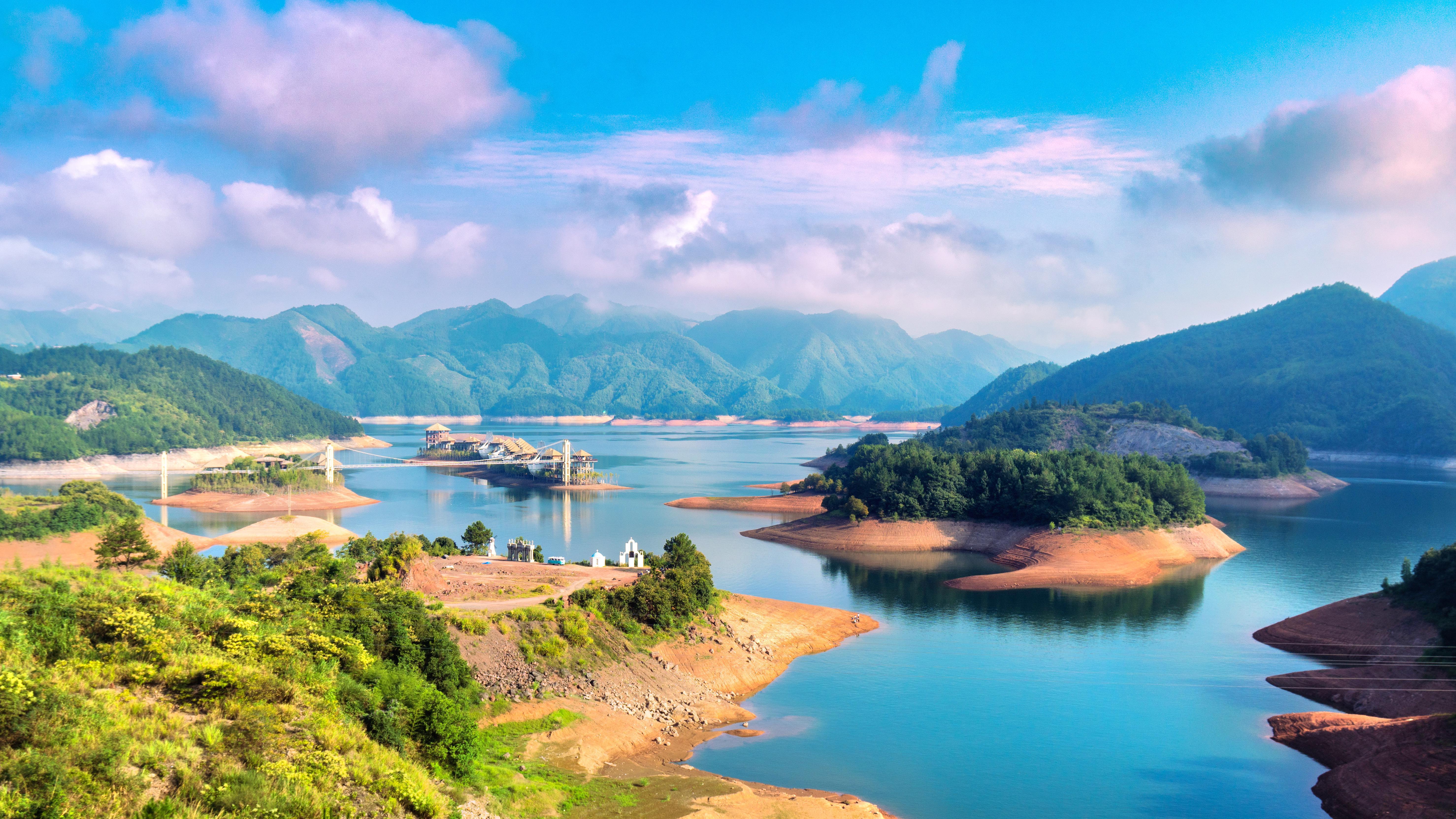雲和湖仙宮景區
