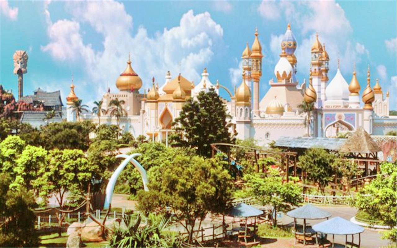 Leo Foo Village Theme Park
