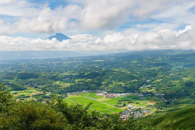 富士箱根伊豆國立公園2