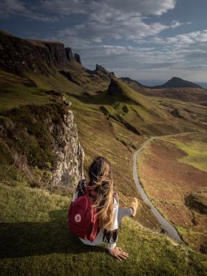 Isle of Skye,hiking