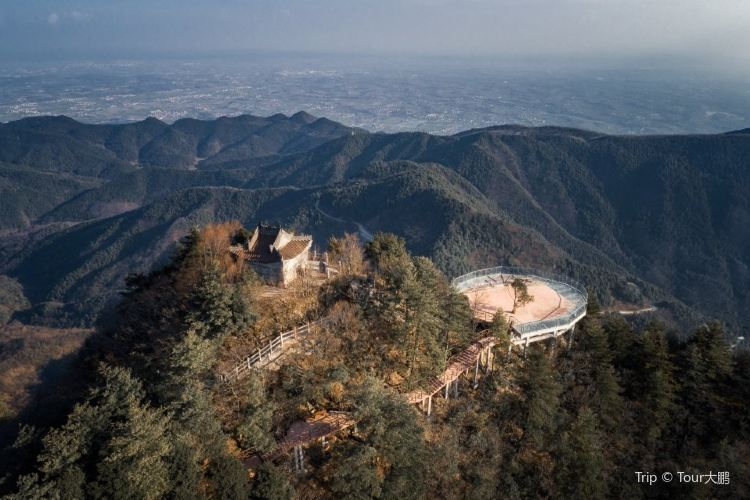 天台山森林公園4