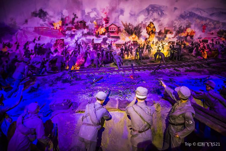 鄂豫皖革命紀念館3