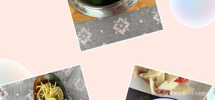 西雙版納花間堂茴香餐廳1