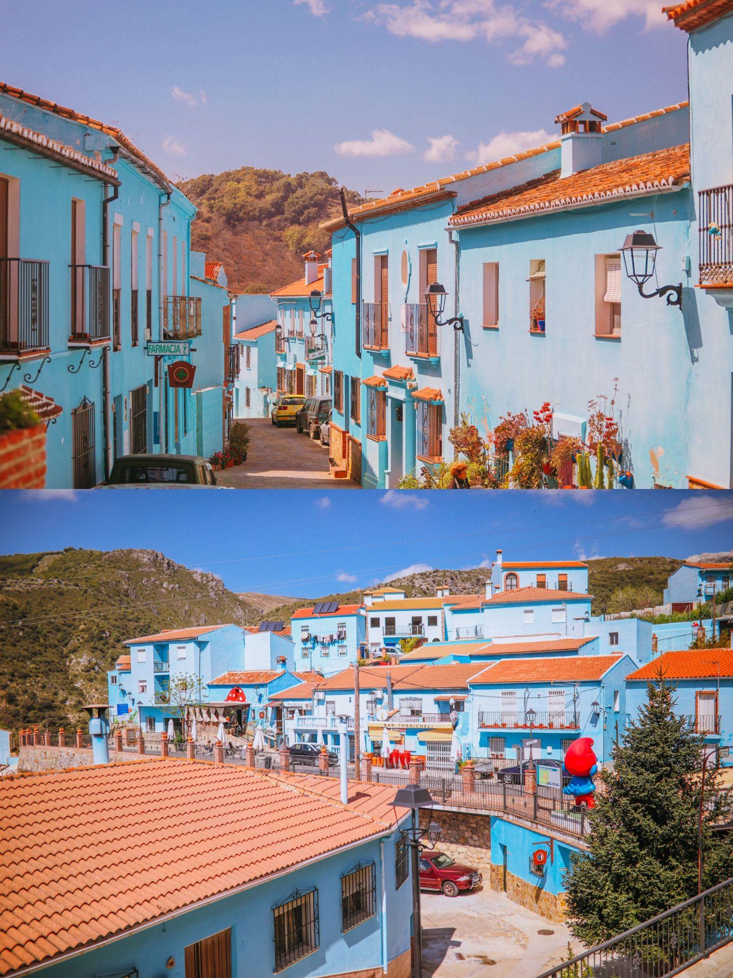 藍精靈小鎮
