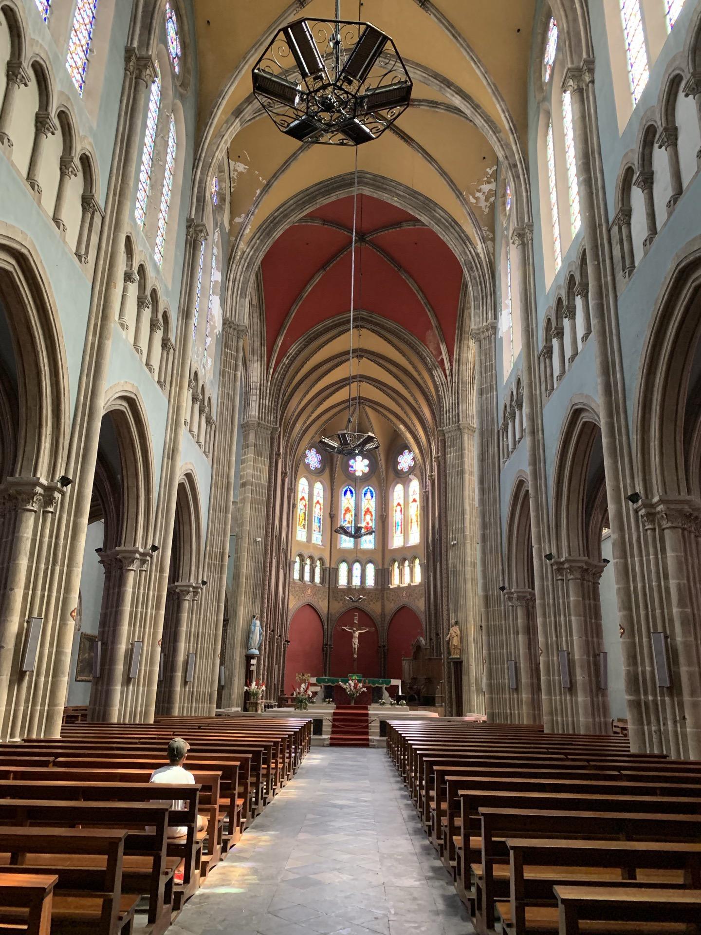 Cathédrale Ste-Marie