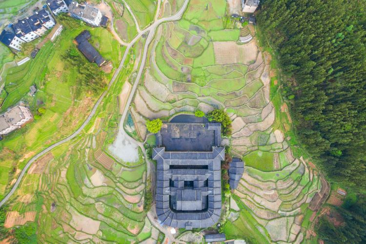Anzhen Fort1