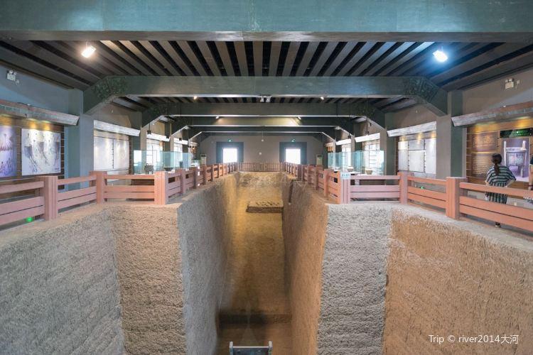 Yinxu Wangling Archaeology Site3