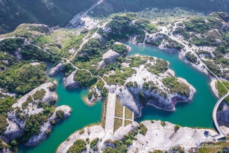 원링팡산 관광단지4