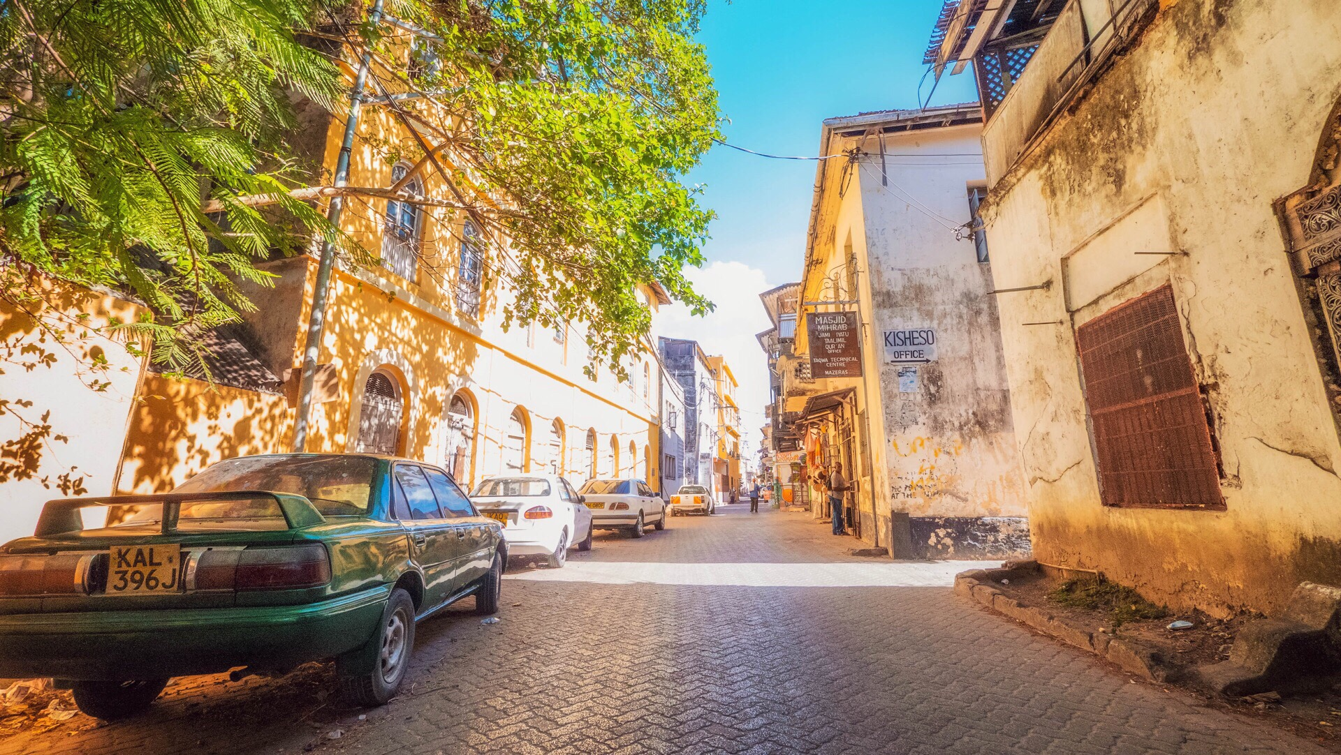 Old Town of Mombasa