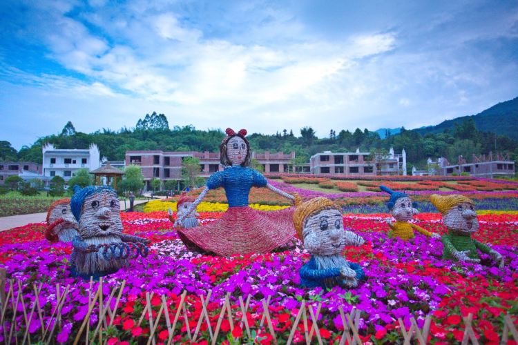 Huangyao Fairy Flower Lake2
