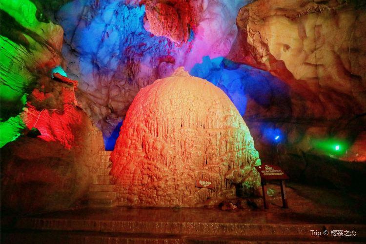 펑라이시엔동 동굴3