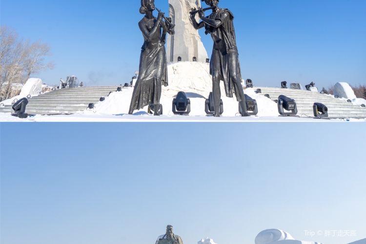 長春世界雕刻公園2