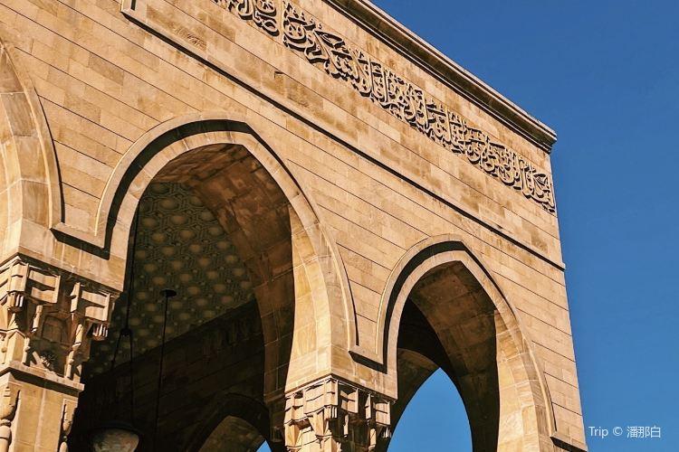 Mohammed Al-Amin Mosque3