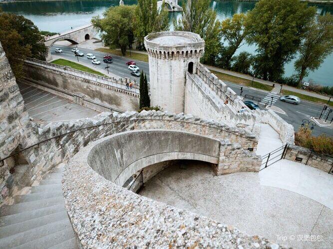 阿維尼翁城牆3