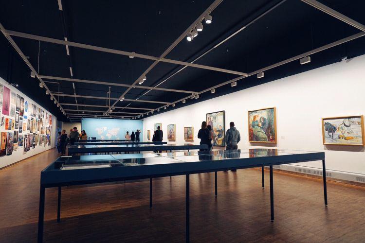 蒙克美術館1