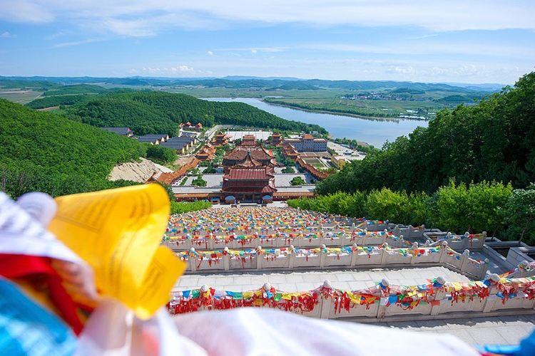 Dunhua Gold Peak Giant Buddha3