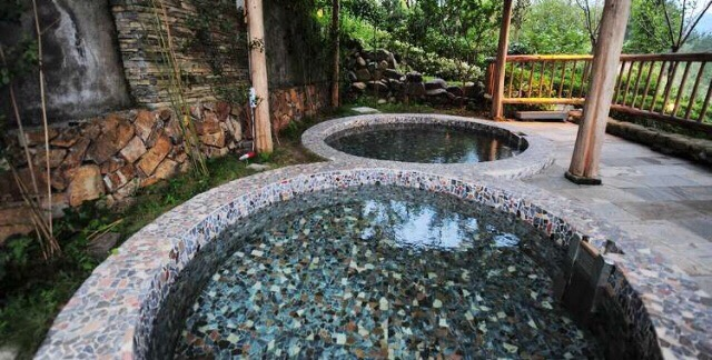 黃平浪洞森林溫泉
