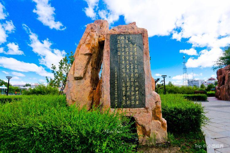 징기스칸 광장3
