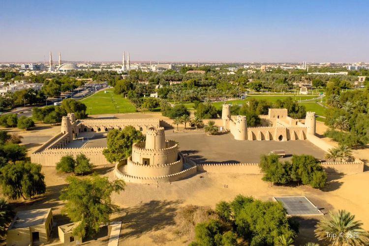 Al Jahili Fort1