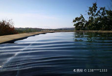 貴族遊艇會夏威夷式溫泉泳池