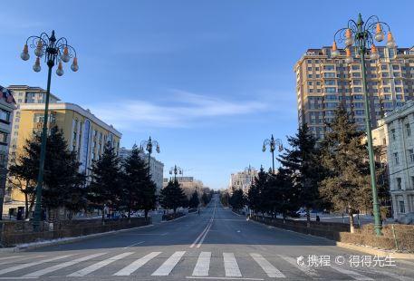 Bei'an Xianghe Park