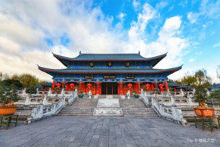 Mufu Palace4