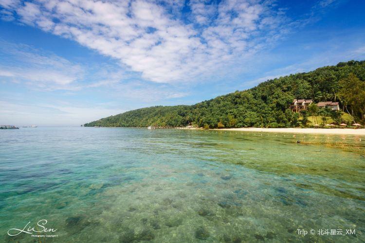 Gaya Island4