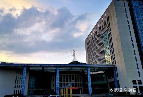 三門核電公眾展廳