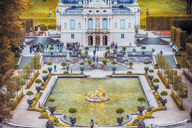 Schlosspark Linderhof3