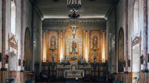 The Church of St.Barbara