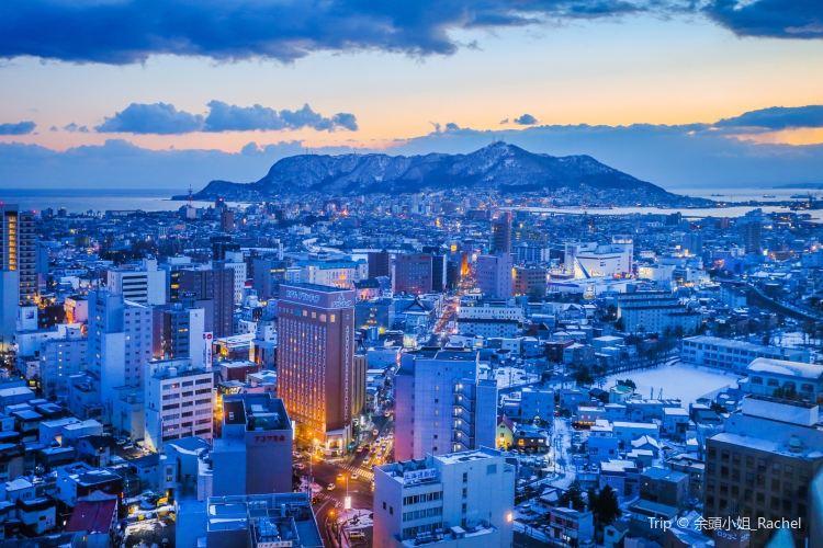 Mount Hakodate4
